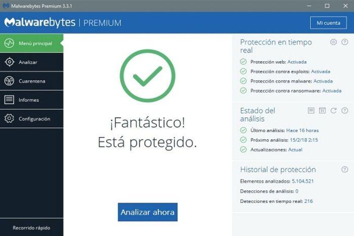 Cómo eliminar virus de nuestro navegador web 3