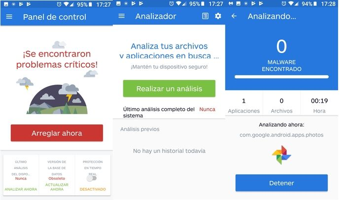 Guía para eliminar virus en Android 7