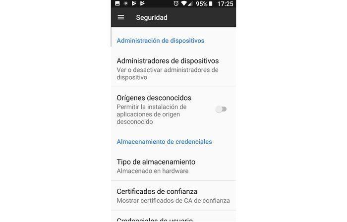 Guía para eliminar virus en Android 1