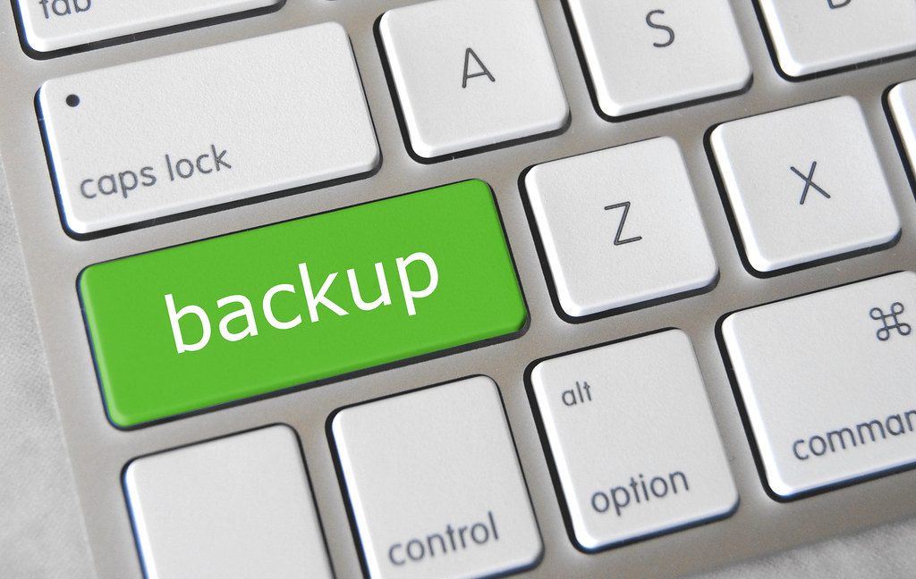 backup copia de seguridad